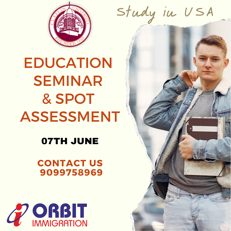 Education Seminar to Study in USA