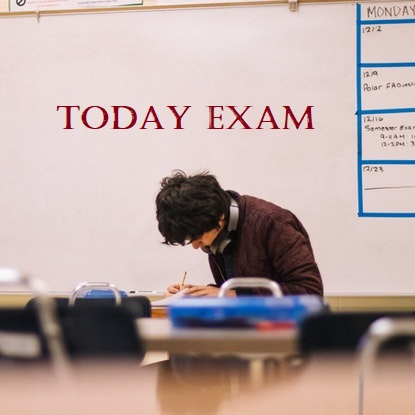 IELTS Exam Days